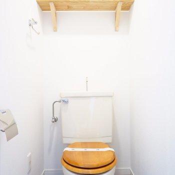 【イメージ】トイレも個室にして新品に!