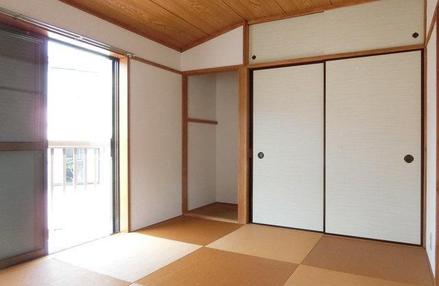 琉球にあった麦の宿のお部屋
