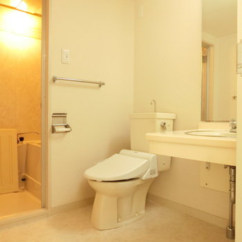 トイレ、水回りの配置