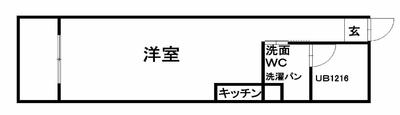 KIRAMEKI の間取り