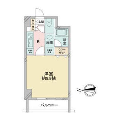 S-FORT桜山(旧:サムティ桜山RESIDENCE)の間取り