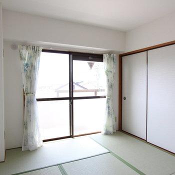 【和室】和室でゴロゴロしたいなぁ。※写真は前回募集時のものです