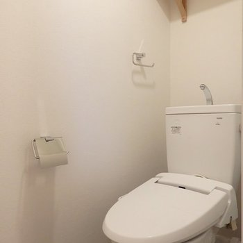 トイレも新品に!※写真はイメージです