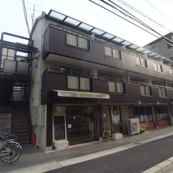 BOX松ヶ崎
