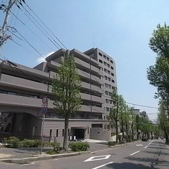 パーク・ハイム神戸熊内町