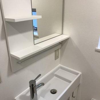 トイレと2点ユニットです