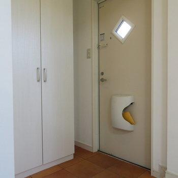 玄関スペースです。※写真は前回募集時のものです