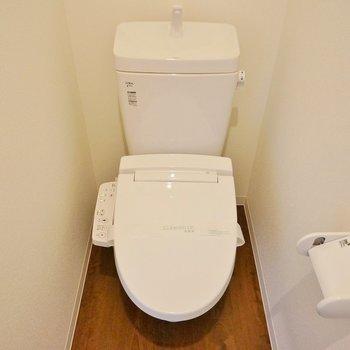 トイレはシンプルに!