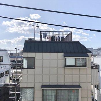 上階からの眺望