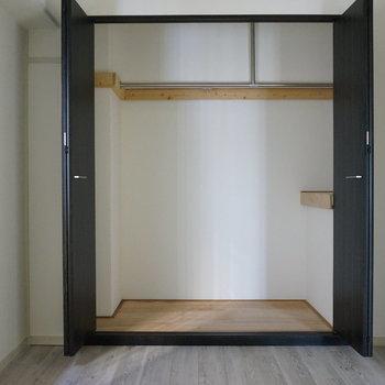 寝室】容量はたっぷり入りそう!※写真は前回掲載時のものです。