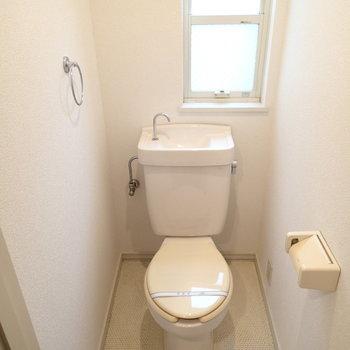 トイレが明るいと幸せ。※写真は前回募集時のものです