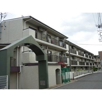 コンドミニアム・メイ大倉山