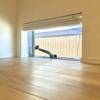 この小窓の存在感が、また可愛らしいですね〜。