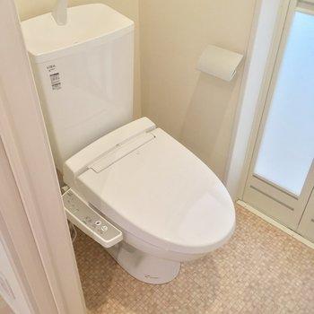 トイレは脱衣所に※ 写真は前回募集時のものです