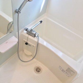 バスルームも水色!※ 写真は前回募集時のものです
