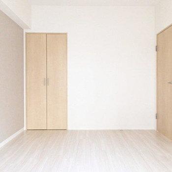 こちらは北側のお部屋。※写真は前回募集時のものです。