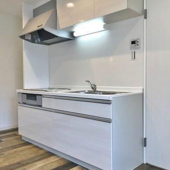 大きいキッチン◎※写真は前回掲載時のものです。