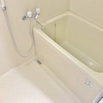 お風呂はオーソドックスなもの