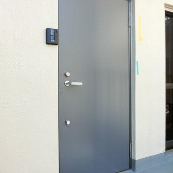 107号室への扉