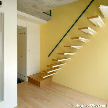 まずは1階部分から!