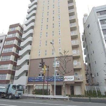 パークハウス西早稲田アーバンス