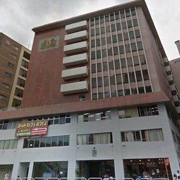 1階にはゲストハウス。