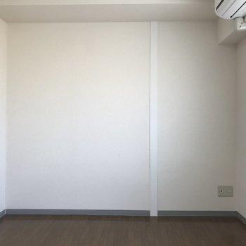 こちらがもう1つの洋室です