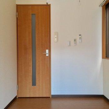 この扉を開けて・・・