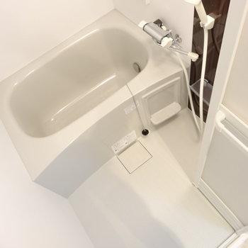 追い炊き、浴室乾燥つきで死角なし