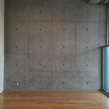 奥の洋室です。※写真は同間取りの別部屋です