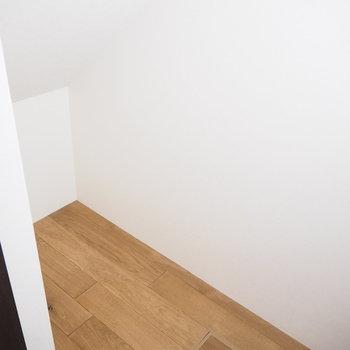 階段下をうまく利用して