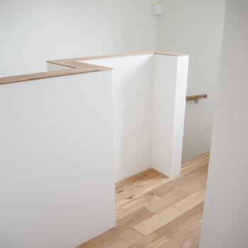 この階にもこのスペースが!