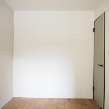 シンプルでありながらいい空間