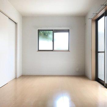 伸びやかなお部屋は家族みんなのお気に入りになるはず。