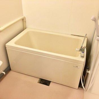 お風呂は年季を感じますがきれいでした。
