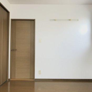 洋室2部屋目!