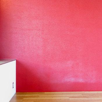 薔薇より赤い(※写真は3階の同間取り別部屋のものです)