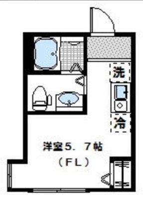 横浜山手アパートメントの間取り