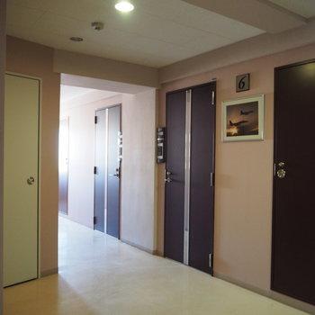 扉がいっぱい※写真は前回募集時のものです