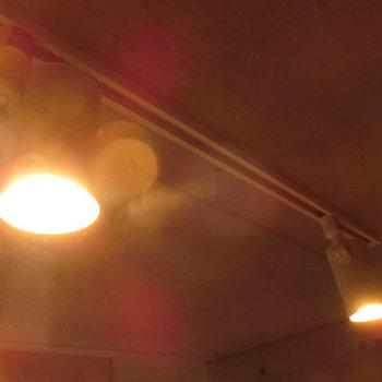 照明の雰囲気 ※写真は同階反転間取りの別部屋