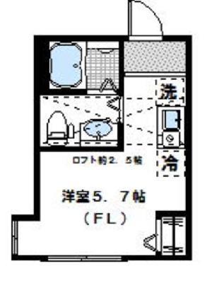 横浜山手アパートメント の間取り