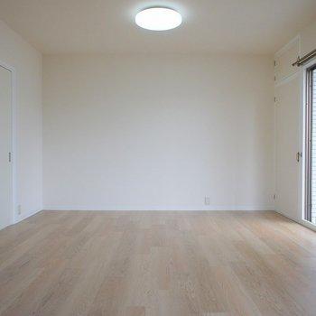 家具のレイアウトがしやすそう。※写真は前回掲載時のものです。