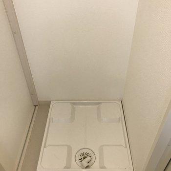 洗濯パンも脱衣所にありますよ。