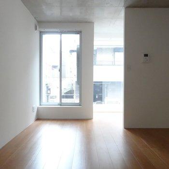 プライベートな空間※掲載写真は同間取り別部屋のものとなります。