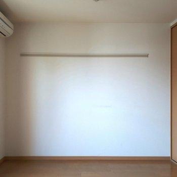 白くナチュラルな空間! ※照明なしの時のお写真です