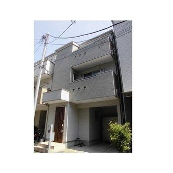 上野桜木2丁目貸家