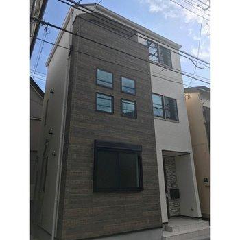 東神奈川2丁目貸家