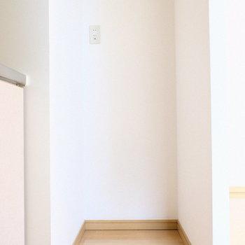 冷蔵庫スペースしっかり○