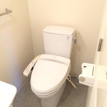 トイレもウォシュレット付き※写真は前回募集時のものです