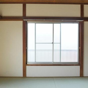 こちらにも窓!角部屋の特権ですね